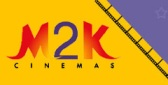 Logo of M2K Cinemas