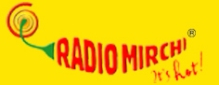 Logo of radio mirchi