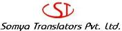 Logo of Somya Translators Private Limited